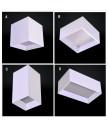 天花燈 - 個性幾何組合LED可變色天花燈 時尚輕巧 簡潔優美