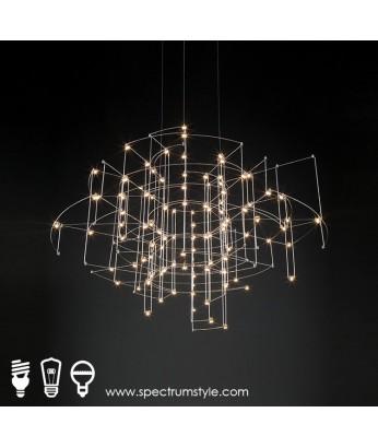 吊燈 - 現代星光吊燈 型人型燈 家中亮點