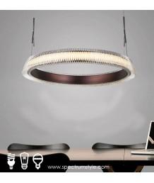 吊燈 -  現代環型LED吊燈 優美典雅 型燈之最