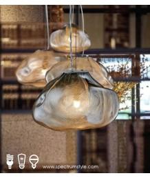 吊燈 -  現代手工玻璃吊燈 優美典雅 型燈之最