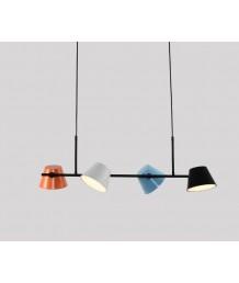 吊燈 - 現代簡約LED吊燈 設計獨特 型燈之最