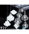 吊燈 - 古典玻璃天花燈 浪漫光影 品味之選