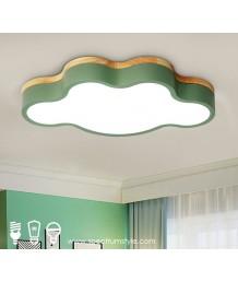 天花燈 -  馬卡龍雲朵LED天花燈 顏色迷迷 潮人型燈