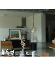 吊燈 - 復古懷舊日系玻璃吊燈 惜日風華 重新演繹