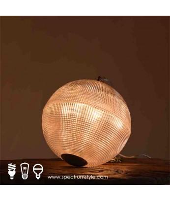 吊燈 - 復古懷舊日系玻璃球吊燈 惜日風華 重新演繹
