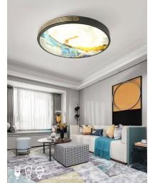 天花燈 -  琺瑯彩色LED天花燈 顏色迷迷 潮人型燈
