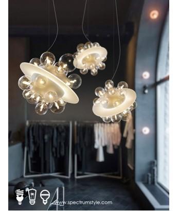 吊燈 - 現代設計師LED吊燈 時尚設計 有型之選