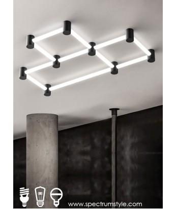 天花燈 - 現代設計師LED天花燈 時尚輕巧 簡潔優美