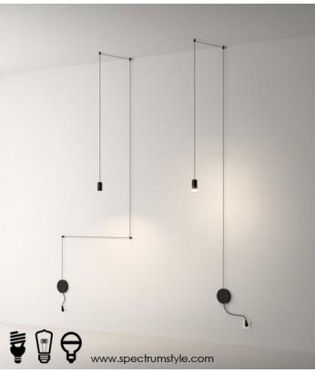 吊燈 - LED線型天花燈 科技品味 未來之選