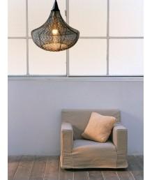 吊燈 - 魚網鐵藝吊燈 設計獨特 藝術達人必購