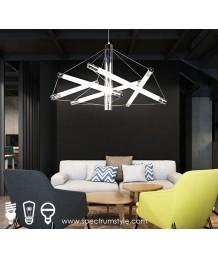 吊燈 - 現代創意LED吊燈 簡單時尚 潮人型燈