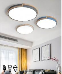 天花燈 -  馬卡龍LED天花燈 顏色迷迷 潮人型燈