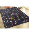 兒童地毯 - 電子遊戲世界地毯 可愛活潑 色彩鮮艷 每平方呎$100 歡迎訂造