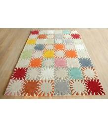 兒童地毯 - 小太陽地毯 別緻有型 兒童天地 每平方呎$100 歡迎訂造