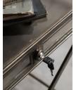 設計師檯  - 設計師工業風展示櫃茶几 外型時尚 部屋必備