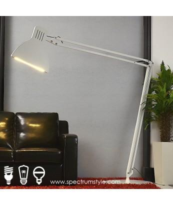 座地燈 - 經典LED平面落地燈 設計獨特 潮流之選