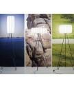 座地燈 - 現代布藝座地燈 簡單優雅 品味之選
