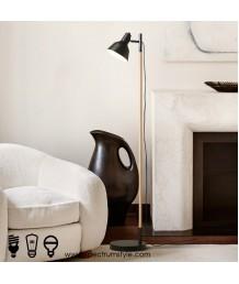 座地燈 - 經典木頭地燈 設計特別 品味之選