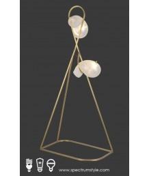座地燈 - 經典玻璃葫蘆座地燈 簡單優雅 品味之選