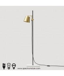 座地燈 - 經典大理石座地燈 簡單優雅 品味之選