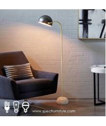 座地燈 - 英倫大理石座地燈 設計特別 品味之選