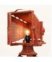 座地燈 - 復古礦工射燈落地燈 懷舊品味 潮流之選