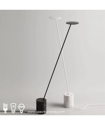 座地燈 - 經典大理石LED座地燈 精緻時尚 型人必選