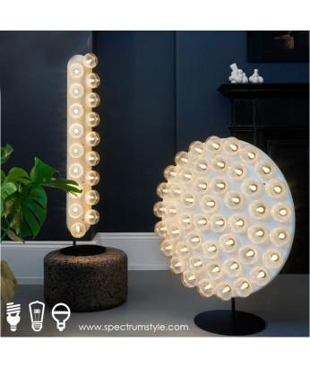 座地燈 - LED燈球座地燈 科技品味 未來之選