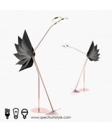 座地燈 - 經典鴕鳥造型座地燈 設計有型 潮流之選
