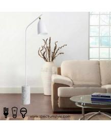 座地燈 - 經典復古大理石座地燈 設計時尚 品味之選