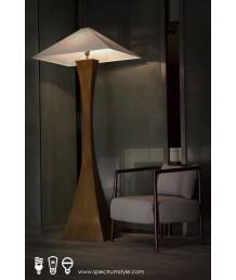 座地燈 - 經典布罩座地燈 簡單優雅 品味之選