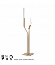 座地燈 - 現代流線座地燈 設計時尚 豪宅首選