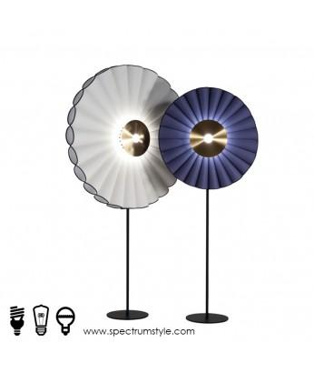 座地燈 - 現代設計師太陽花座地燈 品味家居 優美典雅
