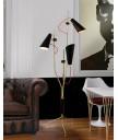 座地燈 - 復古經典三頭地燈 設計特別 品味之選