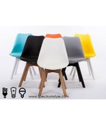 設計師椅 - 伊姆斯木椅 優閒時尚精選 部屋必備 多款選擇