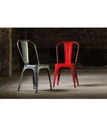 設計師椅 - 復古工業Tolix金屬椅 經典品味 達人必備