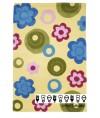 地毯 - 彩色花花地毯 色彩斑斕 好色之仕必備