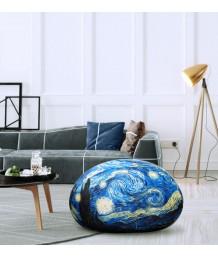 豆豆袋 - 現代藝術圖案豆袋 時尚有型 部屋首選