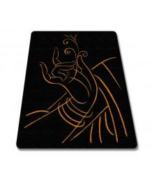 地毯 - 佛手圖案地毯 潔淨心靈 歡迎訂造