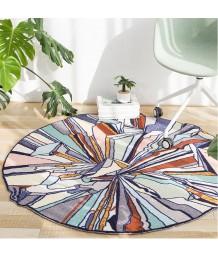 地毯 - 後現代藝術圖案地毯 時尚有型 歡迎訂造