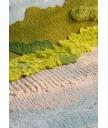 地毯 - 經典海灘立體圖案地毯 時尚有型 部屋必備