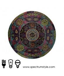 地毯 - 中東藝術圖案新西蘭羊毛地毯 顏色美艷 經典時尚
