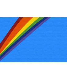 地毯 - 彩虹圖案地毯 經典時尚 豪宅必備 歡迎訂造