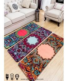 地毯 - 藝術圖案數碼印刷地毯 時尚有型 潮人首選