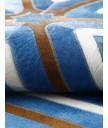 牛皮地毯 - 進口牛皮地毯 潮人必備 家中亮點 手工製作