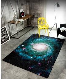 地毯 - 星際圖案數碼印刷地毯 時尚有型 潮人首選