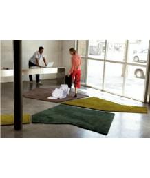 地毯 - 不規則彩色格子地毯 時尚有型 部屋必備 歡迎訂造