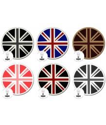 地毯 - 圓形英國米字旗圖案地毯 經典時尚 歡迎訂造