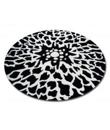 地毯 - 圓形菊花圖案地毯 經典時尚 歡迎訂造