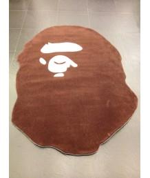 地毯 - 猿人圖案地毯 時尚有型 部屋必備 歡迎訂造